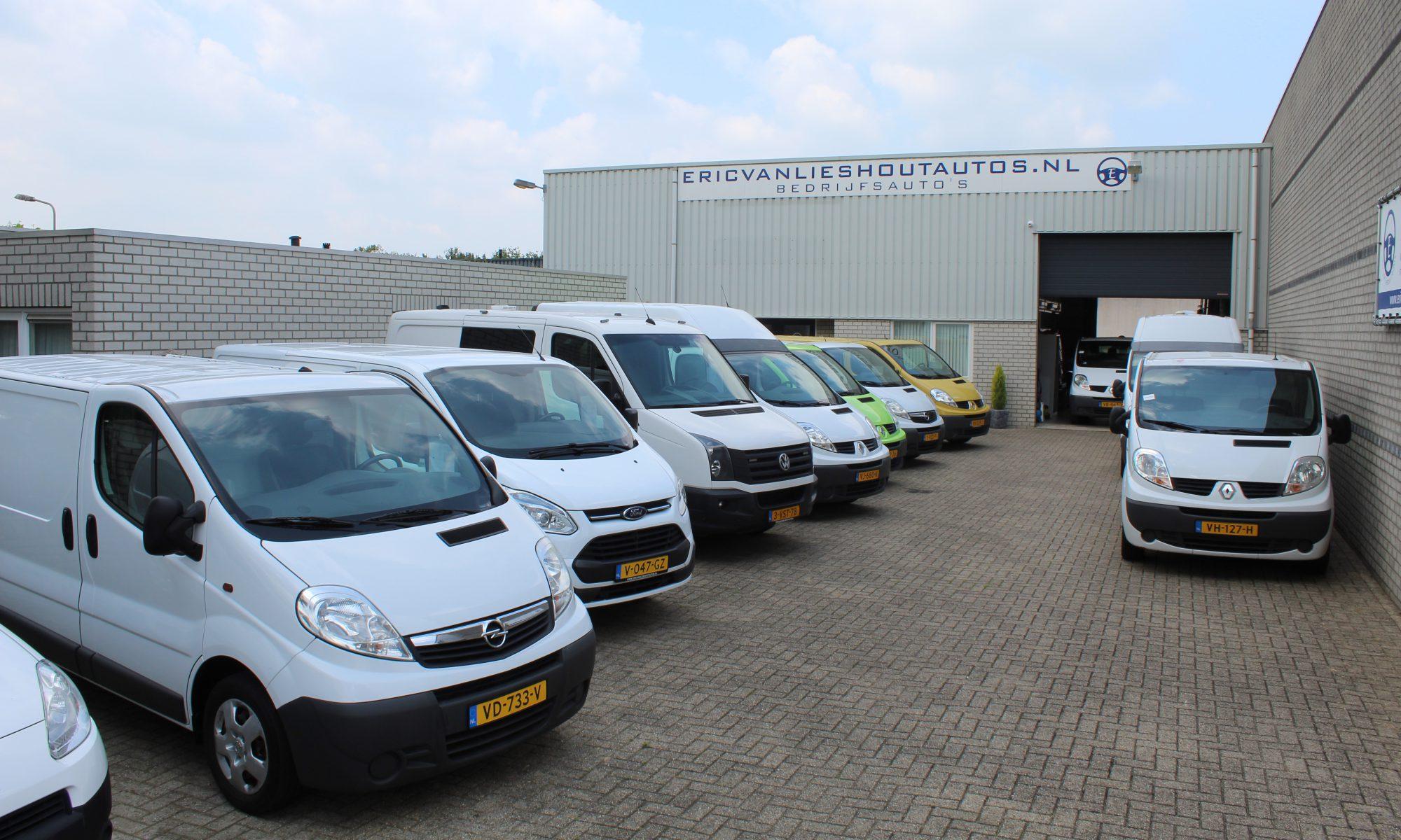 Eric van Lieshout Auto's